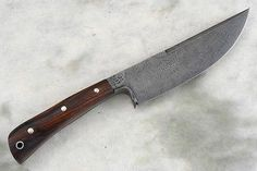 Epicurean Edge owner and bladesmith Daniel O'Malley trained with legendary knife maker Bob Kramer (a master bladesmith and New Yorker profile subject); he sells a wide array of custom-made knives from artisans based in the US, Sweden, Japan, and Canada and also provides knife-sharpening services. Go to the Epicurean Edge for more information.