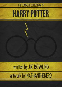 The Harry Potter series by J.K. Rowling! <3 -> this is something that is high on my list