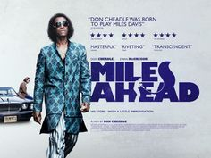 Don Cheadle's Miles Ahead gets a new poster