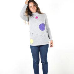 baobabs - camiseta lactancia
