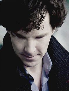 Can't you just hear the deep, throaty giggle that accompanied this smirk?