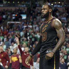 d907a04b234 LeBron James Reaches NBA Finals for 8th Time in a Row as Cavaliers Beat  Celtics