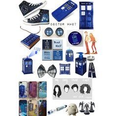 """""""Doctor Who?"""" by annabelle-savage on Polyvore"""