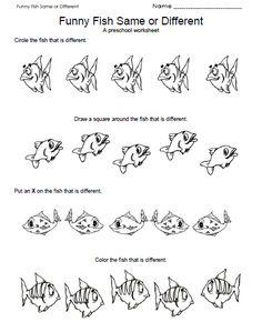 200 best Toddler worksheets images on Pinterest | School, Baby ...