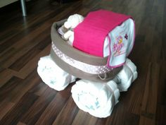 diaper baby carriage 2