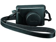 Fujifilm X20 Leather Case for Camera Black ** Want to know more, click on the image.