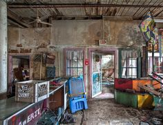 Exit through the Toy Shop by Jonathan Haeber (via Flickr)