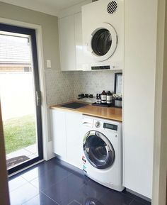 """Check out our web site for more relevant information on """"laundry room storage small"""". It is a great location to find out more. Laundry Cupboard, Laundry Nook, Laundry Room Layouts, Laundry Room Remodel, Small Laundry Rooms, Laundry Closet, Laundry Room Organization, Laundry In Bathroom, Bathroom Closet"""