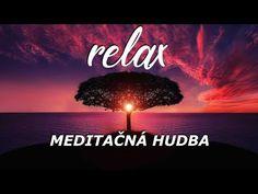 ODSTRÁNENIE STRESU - Meditačná hudba na úplny relax - YouTube Ayurveda, Relaxing Music, Reiki, Spirituality, Mindfulness, Songs, Classic, Youtube, Movie Posters