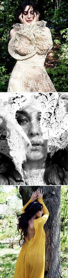 Monica Bellucci for Vanity Fair Italia, May 2017