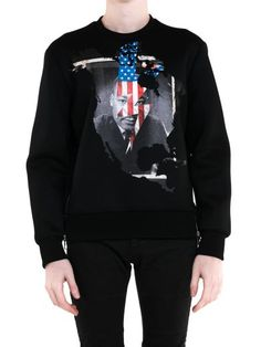 NEIL BARRETT Neil Barrett Sweatshirt. #neilbarrett #cloth #https: