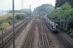 Swiss Railways, Bahn, Railroad Tracks, Trains, Europe, Electric Train, Levitate, Photo Illustration, Train