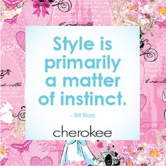 #style #fashion #cherokee #scrubs