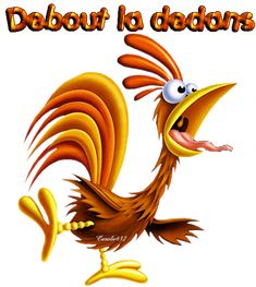The perfect GutenMorgen Chicken Animated GIF for your conversation. Discover and Share the best GIFs on Tenor. Rooster Images, Rooster Art, Chickens And Roosters, Pet Chickens, Good Morning Picture, Morning Pictures, Cartoon Kunst, Cartoon Art, 3 Gif