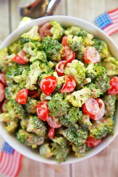 BBQ Ranch Broccoli SaladReally nice recipes. Every hour.Show me  Mein Blog: Alles rund um Genuss & Geschmack  Kochen Backen Braten Vorspeisen Mains & Desserts!