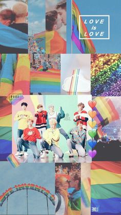 Like almost saved this to Dan and Phil. Tumblr Wallpaper, Bts Wallpaper, Wallpaper Ideas, Aesthetic Iphone Wallpaper, Aesthetic Wallpapers, Gay Aesthetic, Aesthetic Songs, Lgbt Flag, Rainbow Wallpaper