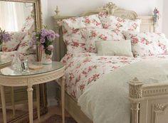 31 ljuvligaste sovrummen i shabby chic-stil - Sköna hem