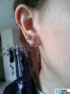 Crazy Factory Piercing - The best piercings you can buy for less!