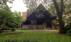 Frank Lloyd Wright Home and Studio (1889-1898), Oak Park, IL