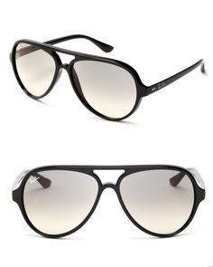 Ray-Ban Gradient Aviator Sunglasses
