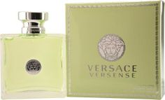 Versace Versense By Gianni Versace For Women Edt Spray 3.4 Oz - Eau de Toilette