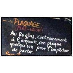 À propos du Rugby