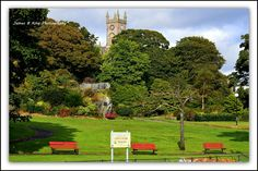 Castle House Gardens Dunoon by James Bullis-King