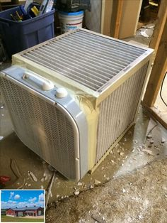 woodworking tip box fan filter i made a cheap air on top new diy garage storage and organization ideas minimal budget garage make over id=59732