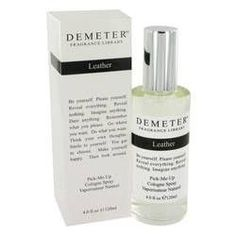 Demeter Leather Cologne Spray By Demeter