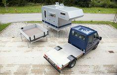 Camping B. Truck Camper, Pickup Camper, Mini Camper, Enclosed Trailer Camper, Camper Trailers, Motorhome, Flatbed Truck Beds, T5 Bus, Vw Camping