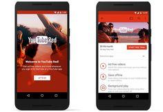 YouTube Red proposera des vidéos exclusives des youtubeurs stars. La plateforme de vidéo de Google sera couplée avec un service de streaming, YouTube Music, pour 9,99 dollars par mois.