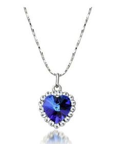 WMA Blue Heart of Ocean Titanic Crystal Necklace Pendant with Chain Perfect Gift No description (Barcode EAN = 6920201355560). http://www.comparestoreprices.co.uk/pendants/wma-blue-heart-of-ocean-titanic-crystal-necklace-pendant-with-chain-perfect-gift.asp