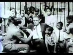 Like It Is: Malcolm X: Brief Bio + Events Before & After His Assassination http://www.youtube.com/watch?v=7sCbnnii0SI [actually begins @ 0:56]