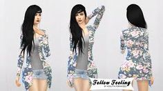 Resultado de imagem para roupas the sims 4