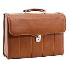7f3aec4e801 McKlein Handbags #McKlein Laptop Briefcase, Briefcase For Men, Leather  Briefcase, Brown Leather