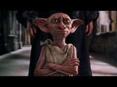 Dobby is free - Harry Potter Dobby Harry Potter, Harry James Potter, Saga Harry Potter, Harry Potter Icons, Harry Potter Images, Harry Potter Aesthetic, Harry Potter Characters, Bonnie Wright, Ginny Weasley