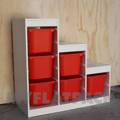 Trofast Storage Combo - Ikea Furniture