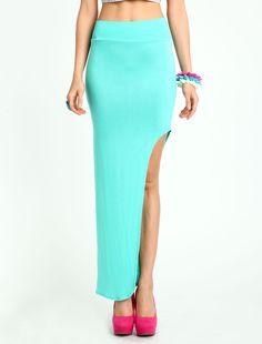 #Love Culture             #Skirt                    #Cutaway #Jersey #Skirt   Cutaway Jersey Skirt                                http://www.seapai.com/product.aspx?PID=3292