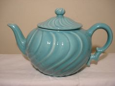 Turquoise Tea Pot     http://www.etsy.com/listing/87433062/vintage-turquoise-tea-pot-by-franciscan?ref=sr_gallery_36&ga_search_submit=&ga_search_query=tea&ga_view_type=gallery&ga_ship_to=US&ga_page=2&ga_search_type=all&ga_facet=