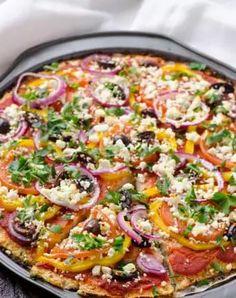 Massa de Pizza sem Glúten - MaisEquilibrio