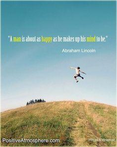 Attitude determines Altitude!