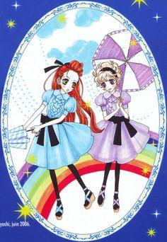 chocolat and vanilla All Anime, Me Me Me Anime, Manga Anime, Anime Art, Honey And Clover, Anime Films, Manga Girl, Magical Girl, Runes
