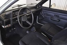 VW Gol BX 1985 . Pastore Car Collection