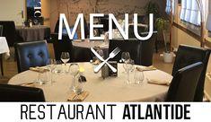 Découvrez la nouvelle carte du restaurant Atlantide #Brest 🍴  Sur http://www.hotelcenter.com/reception-brest/restaurant-atlantide.html