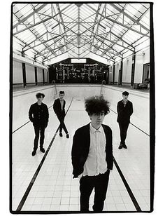 The Jesus and Mary Chain, London 1985