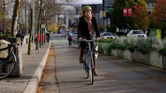 New study shows Minneapolis bicycle freeway system equals more bike commuters, less obesity.