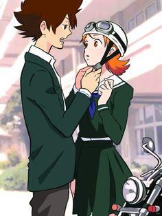 Taichi & Sora