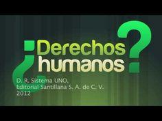 Qué son los Derechos Humanos  . Organización Unidos por los Derechos  Humanos - YouTube 8531e218b3d