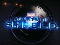 Agents of SHIELD ad with Captain America's shield