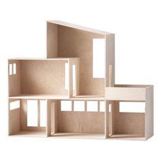 Ferm Living Casa de muñecas de madera -product